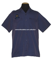 Picture of SAAF Blue Short Sleeve Shirt