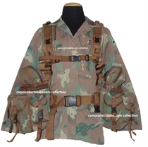 Picture of SANDF S2000 Battle Jacket Niemoller Style