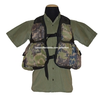 Picture of Zimbabwe Camo Battle Jacket