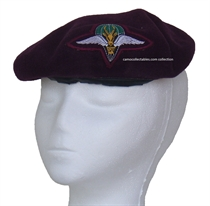 Picture of 1 Parachute Battalion Beret (SAI - South African Infantry)