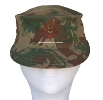 Picture of SAP 2nd Pattern Camo Peak Cap